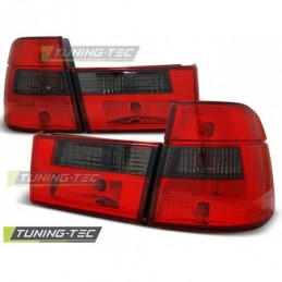 FEUX ARRIERE RED SMOKE fits BMW E34 91-96 TOURING, Serie 5 E34