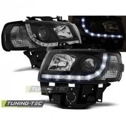 PHARES AVANTS DAYLIGHT BLACK fits VW T4 08.96-03.03 BUS, T4