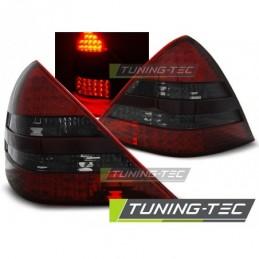 LED FEUX ARRIERE RED SMOKE fits MERCEDES R170 SLK 04.96-04, SLK R170