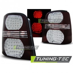 LED FEUX ARRIERE RED WHITE fits VW TOURAN 02.03-10, Touran I 03-10