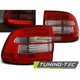 LED FEUX ARRIERE RED WHITE fits PORSCHE CAYENNE 02-06, Cayenne