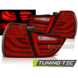LED BAR FEUX ARRIERE RED fits BMW E90 09-11, Serie 3 E90/E91