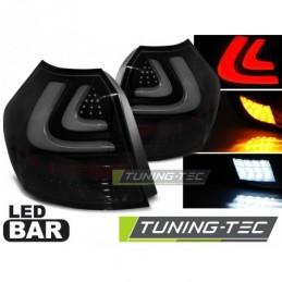 LED BAR FEUX ARRIERE SMOKE BLACK fits BMW E87/E81 04-08.07, Serie 1 E81/E87