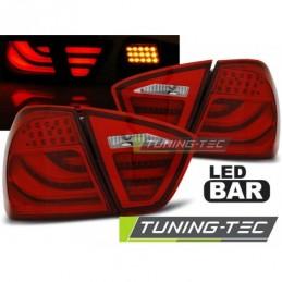 LED BAR FEUX ARRIERE RED fits BMW E90 03.05-08.08, Serie 3 E90/E91