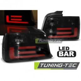 LED BAR FEUX ARRIERE SMOKE fits BMW E36 12.90-08.99 SEDAN, Serie 3 E36 Berline/Compact