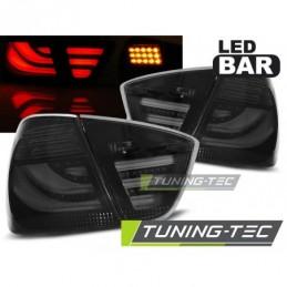 LED BAR FEUX ARRIERE SMOKE BLACK fits BMW E90 03.05-08.08, Serie 3 E90/E91
