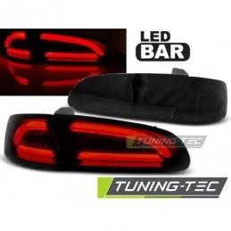 LED BAR FEUX ARRIERE SMOKE fits SEAT IBIZA 04.02 -08, Ibiza 6L 02-08