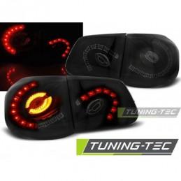 LED FEUX ARRIERE SMOKE BLACK fits VW TIGUAN 10.07-11, Tiguan