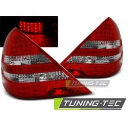 LED FEUX ARRIERE RED WHITE fits MERCEDES R170 SLK 04.96-04, SLK R170