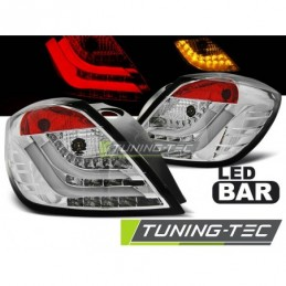 OPEL ASTRA H 03.04-09 3D CHROME LED, Astra H