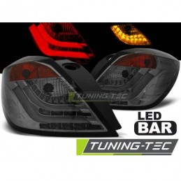 OPEL ASTRA H 03.04-09 3D SMOKE LED, Astra H