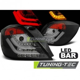 OPEL ASTRA H 03.04-09 3D BLACK LED, Astra H