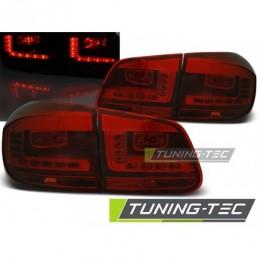LED FEUX ARRIERE RED SMOKE fits VW TIGUAN 07.11-12.15 , Tiguan