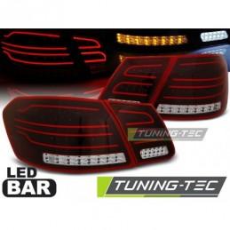 LED BAR FEUX ARRIERE RED WHIE fits MERCEDES W212 E-KLASA 09-13, Classe E W212 / W207 coupé