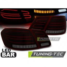 LED BAR FEUX ARRIERE RED SMOKE fits MERCEDES W212 E-KLASA 09-13, Classe E W212 / W207 coupé
