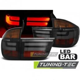 LED FEUX ARRIERE SMOKE fits BMW X5 E70 03.07-05.10, X5 E70