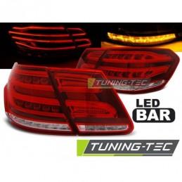 LED FEUX ARRIERE RED WHITE fits MERCEDES W212  E-KLASA 09-13 with bulb P21, Classe E W212 / W207 coupé