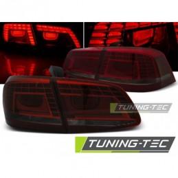 LED FEUX ARRIERE RED SMOKE fits VW PASSAT B7 SEDAN 10.10-10.14, Passat B7 10-15