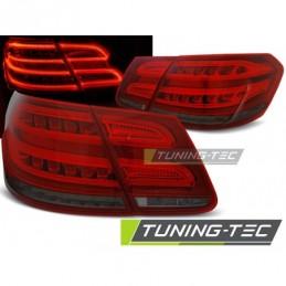 LED FEUX ARRIERE RED SMOKE fits MERCEDES W212 E-KLASA 09-13, Classe E W212 / W207 coupé