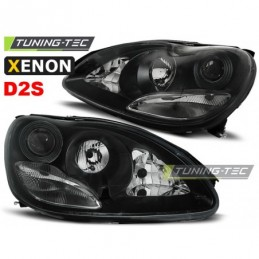 XENON PHARES AVANTS BLACK fits MERCEDES W220 S-KLASA 10.02-05.05,  Classe S W220