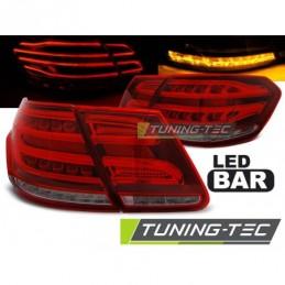 LED FEUX ARRIERE RED SMOKE fits MERCEDES W212 E-KLASA 09-13  with bulb P21, Classe E W212 / W207 coupé