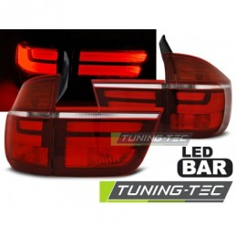 LED FEUX ARRIERE RED WHITE fits BMW X5 E70 03.07-05.10, X5 E70
