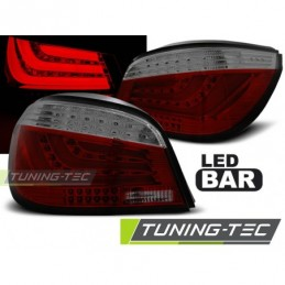 LED BAR FEUX ARRIERE RED SMOKE fits BMW E60 07.03-02.07, Serie 5 E60/61