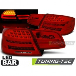 LED BAR FEUX ARRIERE RED WHIE fits BMW E92 09.06-03.10,  Serie 3 E92/E93