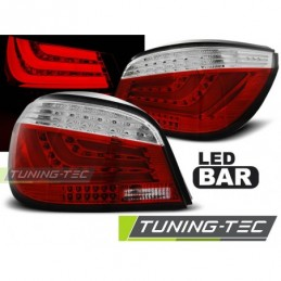 LED BAR FEUX ARRIERE RED WHIE fits BMW E60 03.07-12.09