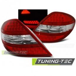 LED FEUX ARRIERE RED WHITE fits MERCEDES R171 SLK 04-11