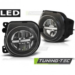 ANTIBROUILLARDS CHROME LED fits BMW F10, F11, F07 LCI 06.13-16