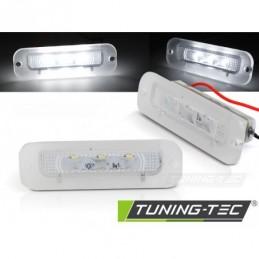 LICENSE LED LIGHTS fits MERCEDES W463 90-12