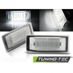 LICENSE LED LIGHTS fits AUDI TT 8N 99-06