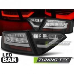 LED BAR FEUX ARRIERE BLACK fits AUDI A5 07-06.11