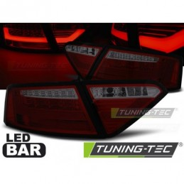 LED BAR FEUX ARRIERE RED SMOKE fits AUDI A5 07-06.11