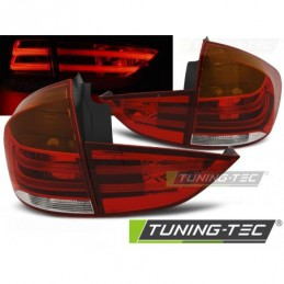 LED FEUX ARRIERE RED WHITE fits BMW X1 E84 10.09-07.12