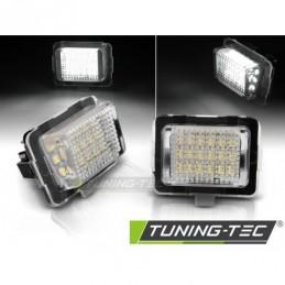 LICENSE LED LIGHTS fits MERCEDES W204 W212 C207 C216 W221