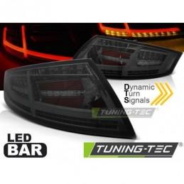 LED BAR FEUX ARRIERE SMOKE fits AUDI TT 04.06-02.14