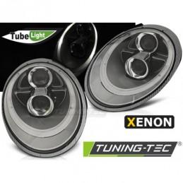 XENON PHARES AVANTS TUBE LIGHT SILVER fits PORSCHE 911 (997) 04-09