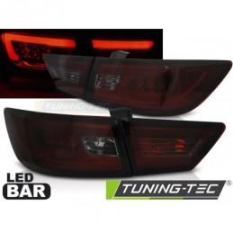 RENAULT CLIO IV 13-16 HATCHBACK LED BAR RED SMOKE