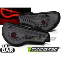 TOYOTA GT86 12-16 LED BAR SMOKE SE1