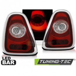 MINI COOPER R56,R57 10-14 R-W LED BAR