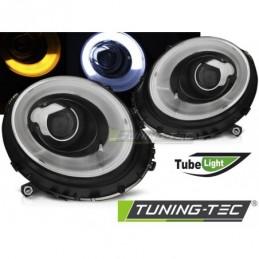 PHARES AVANTS TUBE LIGHTL BLACK fits BMW MINI (COOPER) 06-14