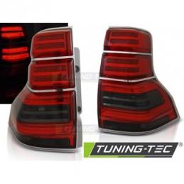 TOYOTA LAND CRUISER 150 09-13 RED SMOKE LED