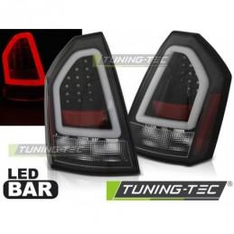 CHRYSLER 300C 05-08 BLACK LED BAR