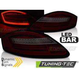 LED FEUX ARRIERE RED SMOKE SEQ fits PORSCHE BOXSTER 987 / CAYMAN 05-08