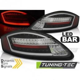 LED FEUX ARRIERE BLACK SEQ fits PORSCHE BOXSTER / CAYMAN 987 05-08