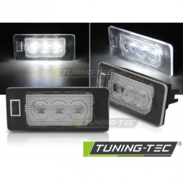 LICENSE LED LIGHTS 3xLED fits VW GOLF VI VARIANT / JETTA VI / PASSAT B6,B7 VARIANT /SHARAN II with