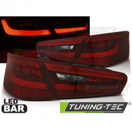 LED FEUX ARRIERE RED WHITE fits AUDI A3 8V 3D 12-16
