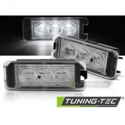 LICENSE LED LIGHTS 3xLED fits VW GOLF IV VW GOLF V /VW GOLF VI/VW GOLF VII/VW PASSAT B6 /VW PASSAT